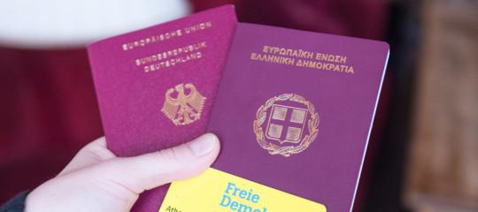 Perché un Paese ricco non ha (sempre) il passaporto più forte