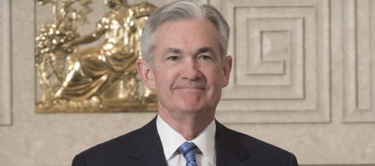 Fedlascia invariati i tassi Usa, forchetta tra 1,50% e 1,75%