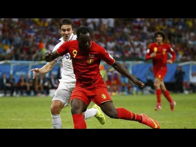 Il Belgio piega l'orgoglio Usa, un 2-1 spettacolare