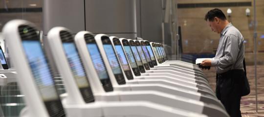 Il riconoscimento faccialeimpediràai passeggeri di smarrirsi negli aeroporti