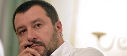 Salvini continua a insistere per avere un incarico al buio