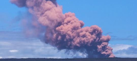 Hawaii: eruzione del vulcanoKilauea, migliaia lasciano case
