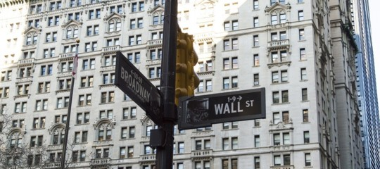 Wall Street:seduta volatile,Dow Jones chiude a +0,02%