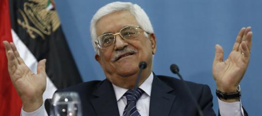 """M.O.: Abu Mazen, """"mi scuso con ebrei e condanno antisemitismo"""""""