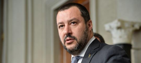 Salvini a M5s: facciamo un governo di scopo fino a dicembre