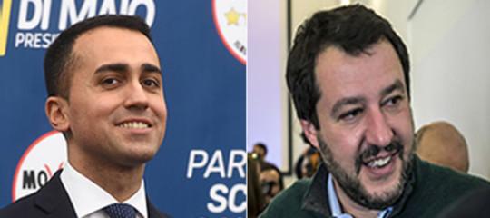 L'ultima proposta di Salvini alM5s, che però mantiene i veti