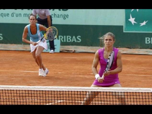 Tennis: impresa di Errani e Vinci Azzurre trionfano a Wimbledon
