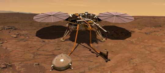 La missione diInSightsu Marte, spiegata