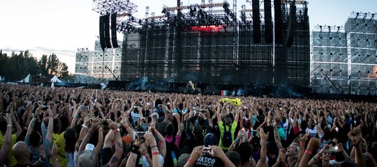 Il riconoscimento facciale è in arrivo negli stadi per i grandi concerti