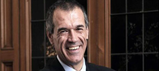 """Governo,Cottarelli:""""Nessuna emergenza spread con voto anticipato"""""""