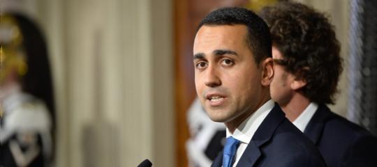 Governo: le tre condizioni di Di Maio per dire sì a un 'premier terzo'