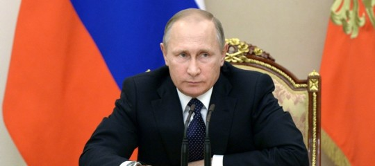 Putin ha giurato, via al quarto mandato da presidente
