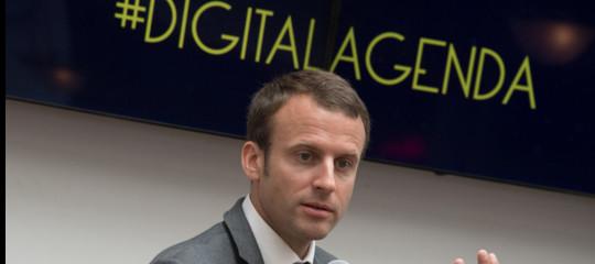 Crolla il titolo Air France, perMacronun anniversario complicato