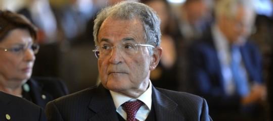romano Prodi intervista Cina Usa Europa