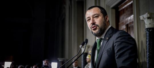 Salvini: no al governo neutrale, è una presa in giro