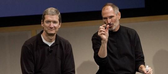 apple imac steve jobs