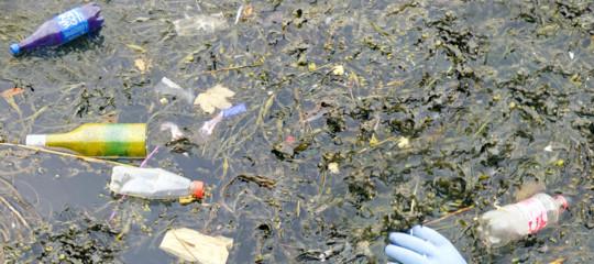 rifiuti salviettineumidificate inquinamento ambiente