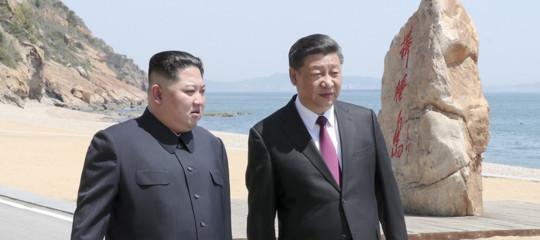 A sorpresail presidente XiJinpingha voluto incontrareKimin Cina
