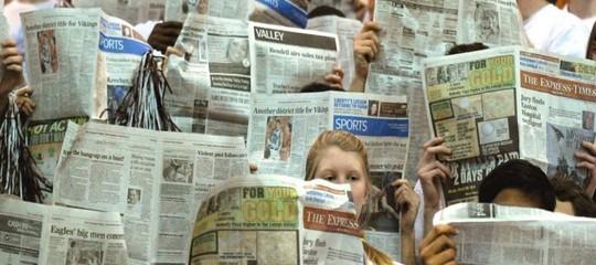 giornalismo news informazione