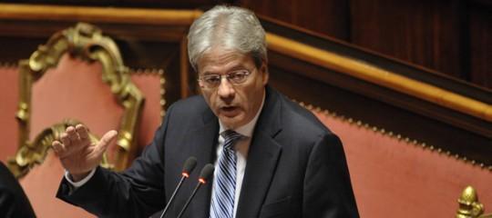 Governo: Renzi, candidato premier del Pd saràGentiloni