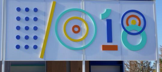 googlei/o novità