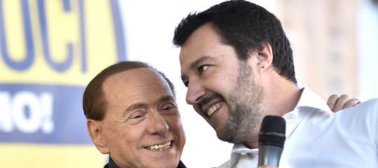 Salvini: non rompo l'alleanza con il centrodestra