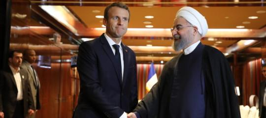 accordo nucleare iranianoiranue usa