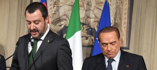 Arriva il lasciapassare di Berlusconi al governoLega-M5s. Svolta decisiva?