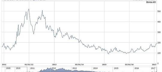Governo: trattative preoccupano mercati, spread Btp/Bund apre sopra 136 punti