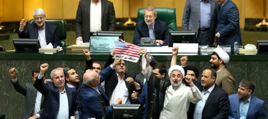 nucleare iraniano trumpfact checking Washington Post