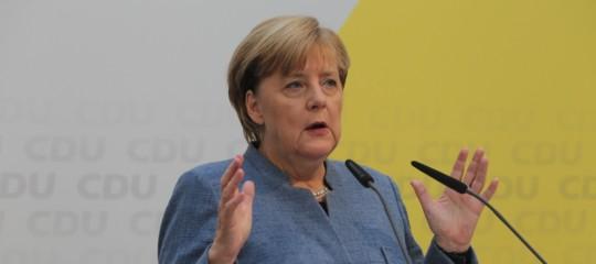 Merkel: l'Europa non può più contare sulla protezione degli Usa