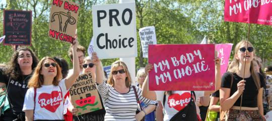 L'Irlandadecide se legalizzare l'aborto