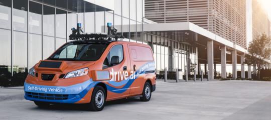 auto senza conducente googleduplex