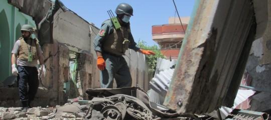 Afghanistan: esplosioni a spari aJalalabad, almeno 4 morti