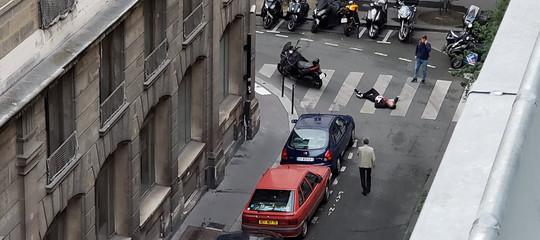 Parigi: il terrorista era Khamzat Azimov, naturalizzato francese nel 2010