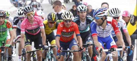 Cosa ci ha detto finora questo Giro d'Italia con i favoriti ancora in disparte