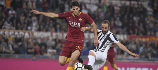 Calcio: la Juveè campione d'Italia per la settima volta consecutiva. A Roma finisce 0-0
