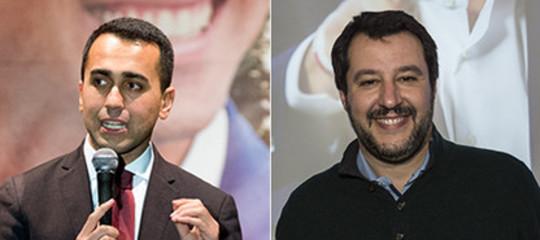 Governo: Di Maio e Salvini riuniti dalle 21 in hotel di Milano con il possibile premier