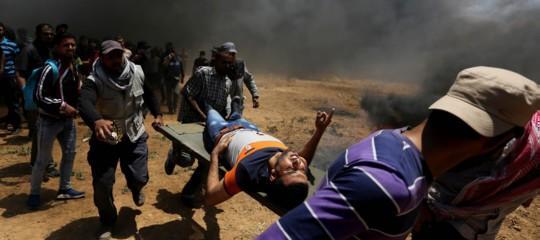 Gaza: uccisi 25 palestinesi, 600 feriti