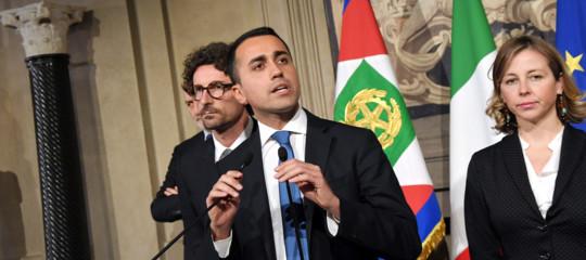 L'accordo di governo traM5s-Leganon è chiuso. Di Maio chiede altro tempo a Mattarella