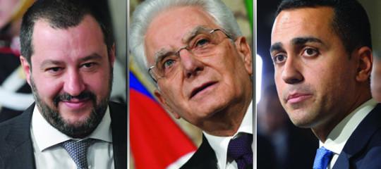 """Di Maio chiede qualche giorno, Salvini non esclude la rottura. Per i giornali """"tutto in alto mare"""""""