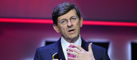 Vodafone: cambio al vertice,Colao lascia a ottobre dopo 10 anni; Read nuovo ceo