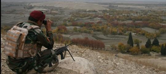 Afghanistan: violenti scontri a Farah, i talebani tentano la conquista dellacittà