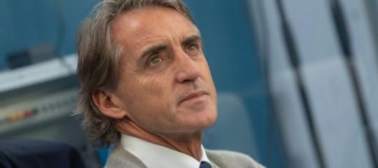 """Calcio, Mancini: """"Bisogna riportare l'Italia su tetto mondo"""""""