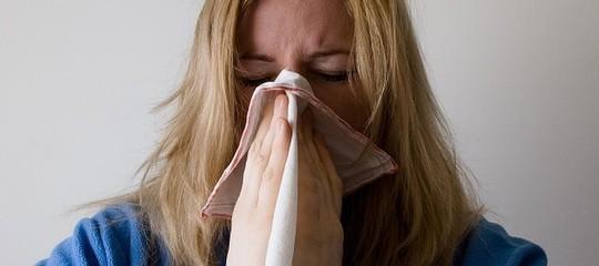 raffreddore farmaco test