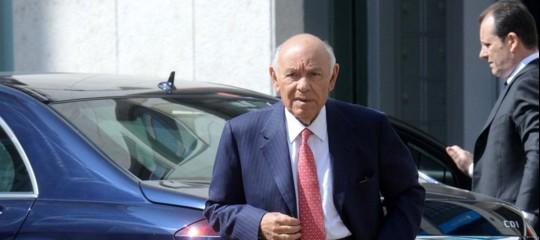 Morto a 86 anni l'immobiliarista Salvatore Ligresti