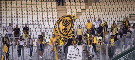 Una squadra di calcio israeliana ha cambiato nome in onore diTrump