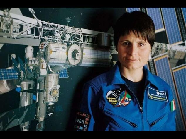 "La prima astronauta italiana all'Agi, ""non ho paura"""