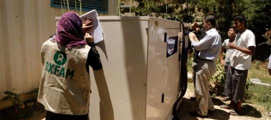 """""""A Gaza vanno riaperti i valichi"""". Il disperato appello diOxfam"""