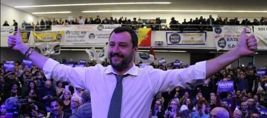 """Salvini ottimista: """"Entro oggi si chiude sul programma"""""""